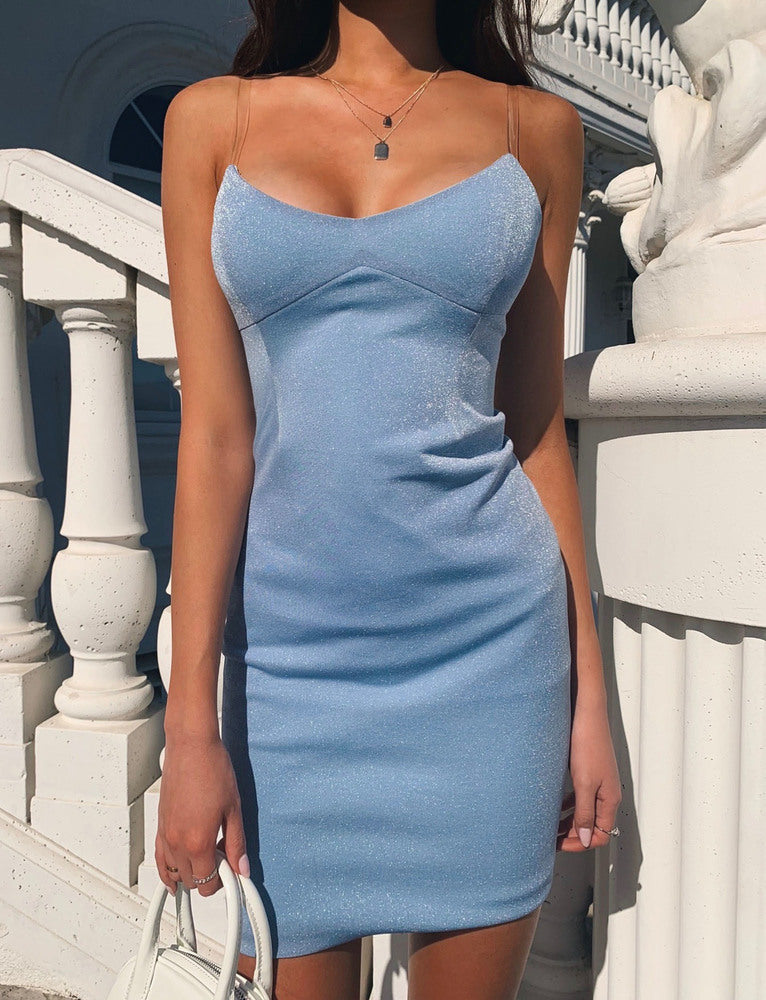 Bernie Dress - Blue