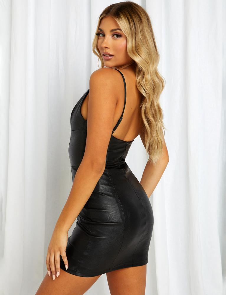 Flex Dress - Black