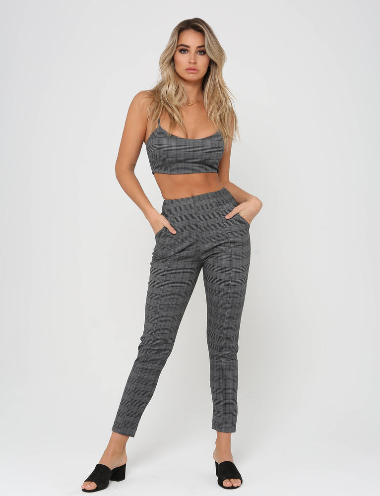 Cloud Nine Pant - Grey