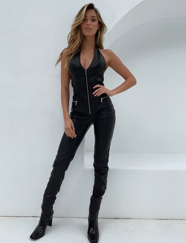 Jinx Jumpsuit - Black