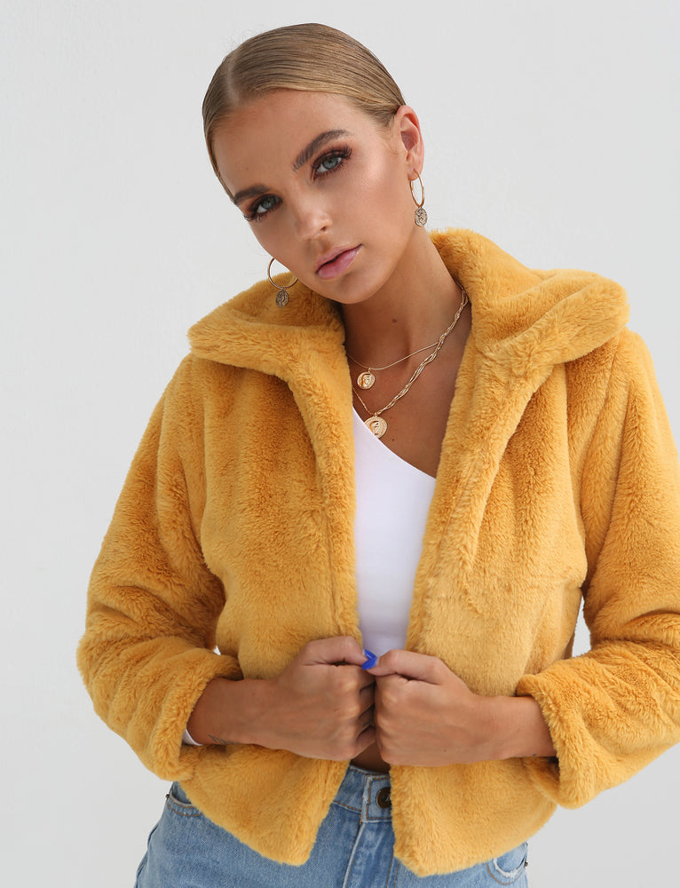 Charm Jacket - Yellow
