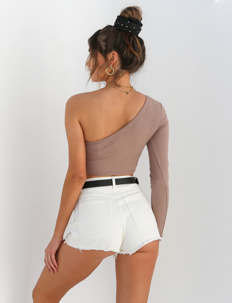 Gilly Top - Brown