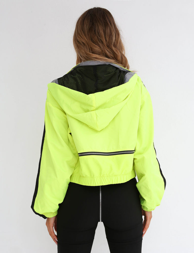 Neptune Jacket - Neon Yellow