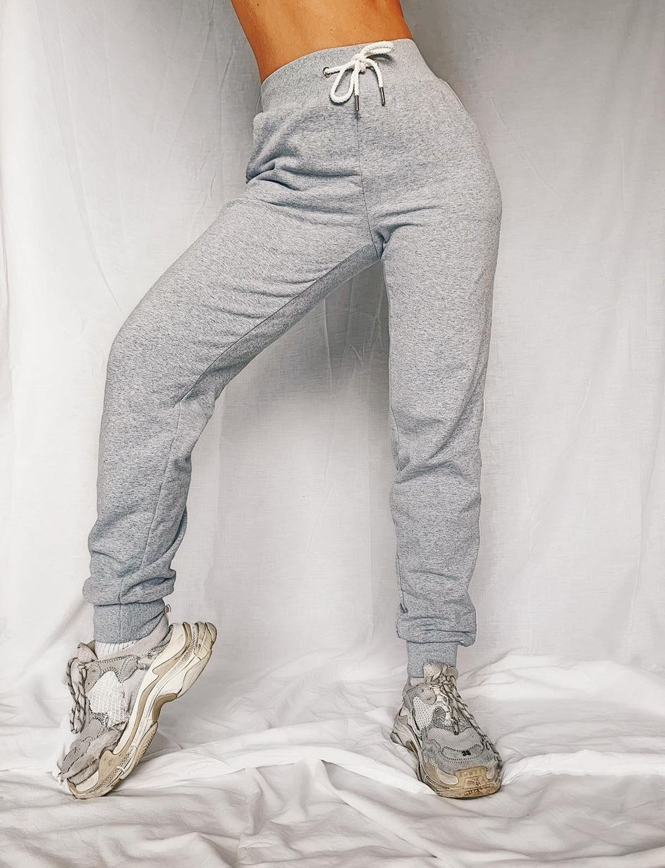Marie Track Pant - Grey