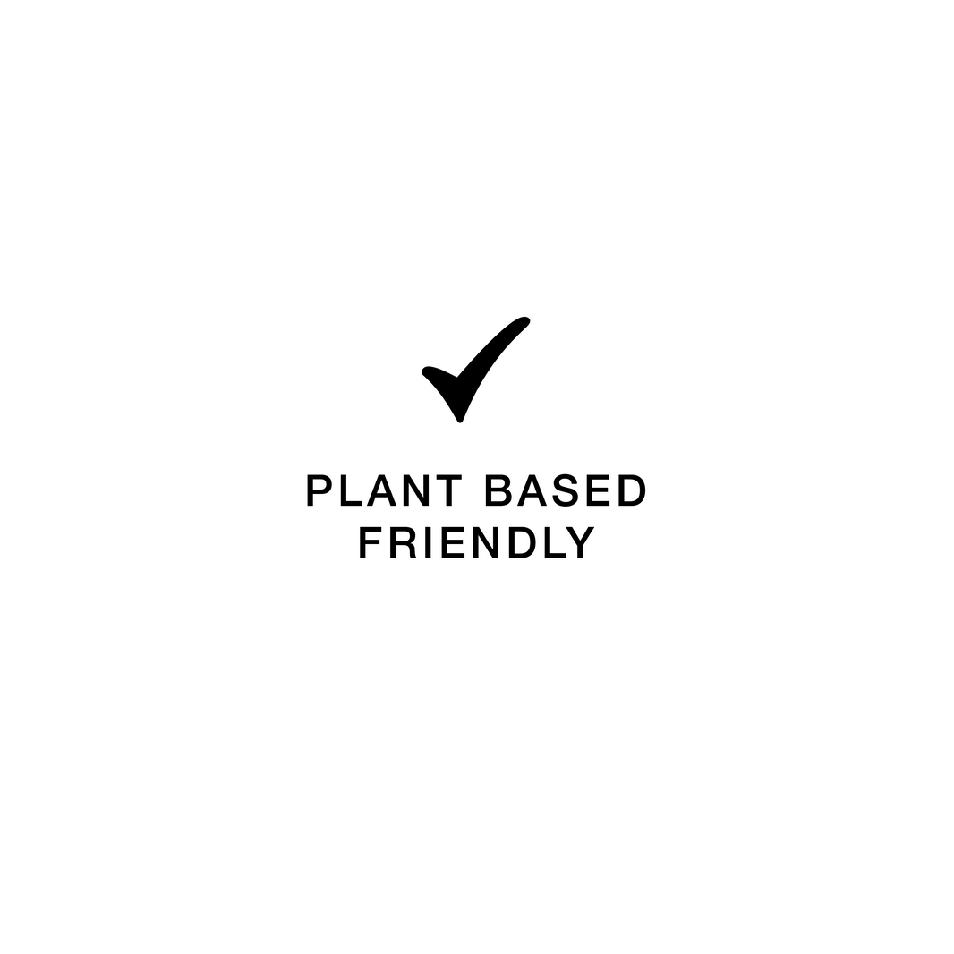 Plant Base Friendly