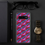 """Heart of 22 Loves"" Multi-colored Samsung Case"