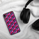 """Heart of 22 Loves"" Multi-colored iPhone Case"