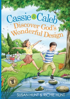 Cassie & Caleb Discover God's Wonderful Design