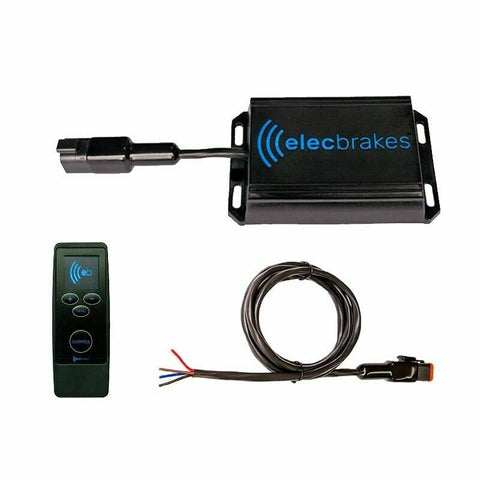 Elecbrakes Brake Controller And Remote Combo
