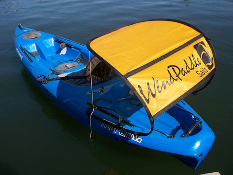 WindPaddle Kayak Shade