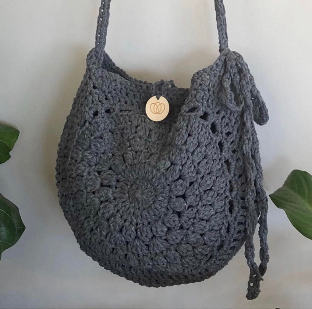 Boho Crochet Bag Pattern