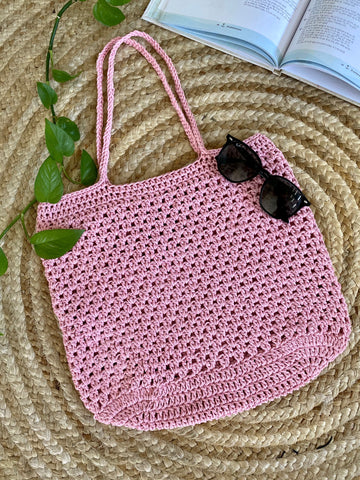 """Quarry"" Crochet Bag Pattern"
