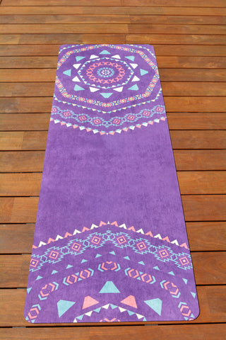 """Mexico"" Yoga Mat"