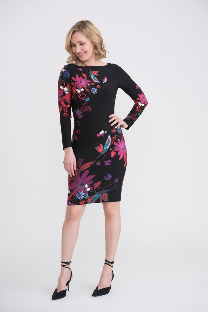 Joseph Ribkoff Ladies Dress 204324 - Nunie and YU