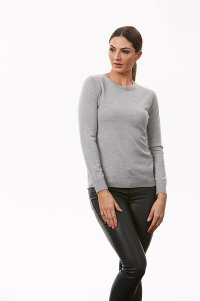 Bridge & Lord Crew Neck Pullover BL0656 - Nunie and YU