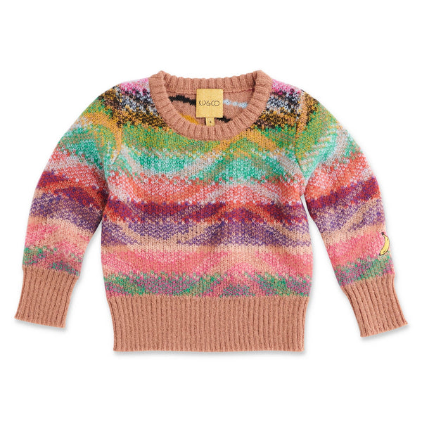 Kip and Co Knit Sweater - Nunie