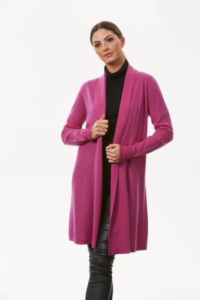 Bridge & Lord Edge to Edge Cardigan BL0651 - Nunie and YU