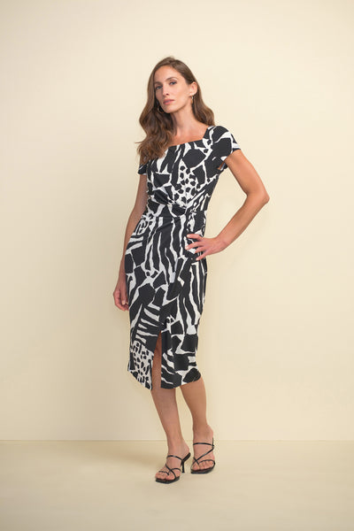 Joseph Ribkoff Ladies Dress 211397 - Nunie and YU
