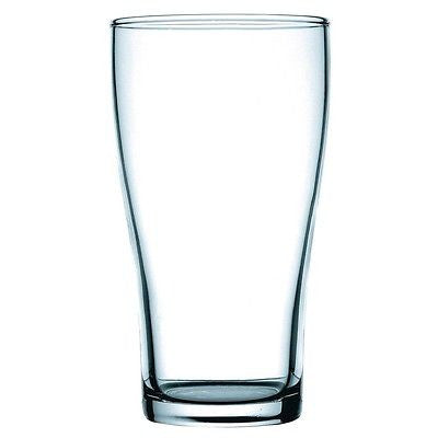 Beer Glass Middy 285ml