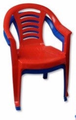 Childrens Chair – Blue or Red