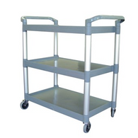 3 Tier Service Trolley 1080lx495Dx978H