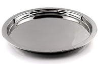 Tray Steward Round Stainless Steel