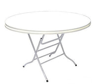 Table Round White 120cm