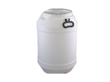 Water Drum with Handles and Tap 60 Ltr