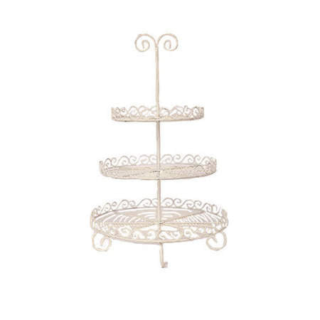 Cup Cake Stand (White/Grey)