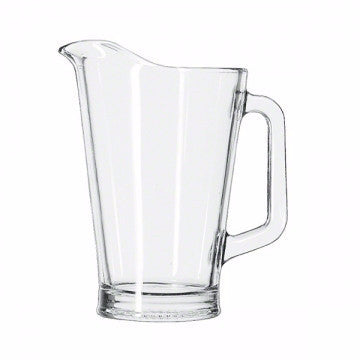 Beer Jug Glass or Acrylic