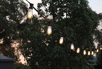 Vintage Festoon Lighting