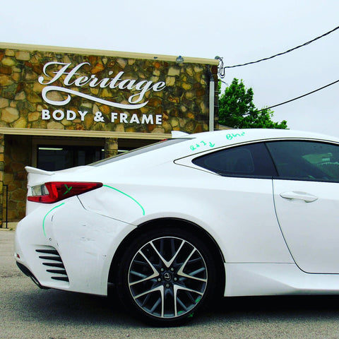 Heritage Automotive and Collision | 4 Points location