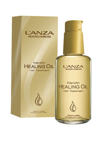 L'ANZA Keratin Healing Oil Hair Treatment
