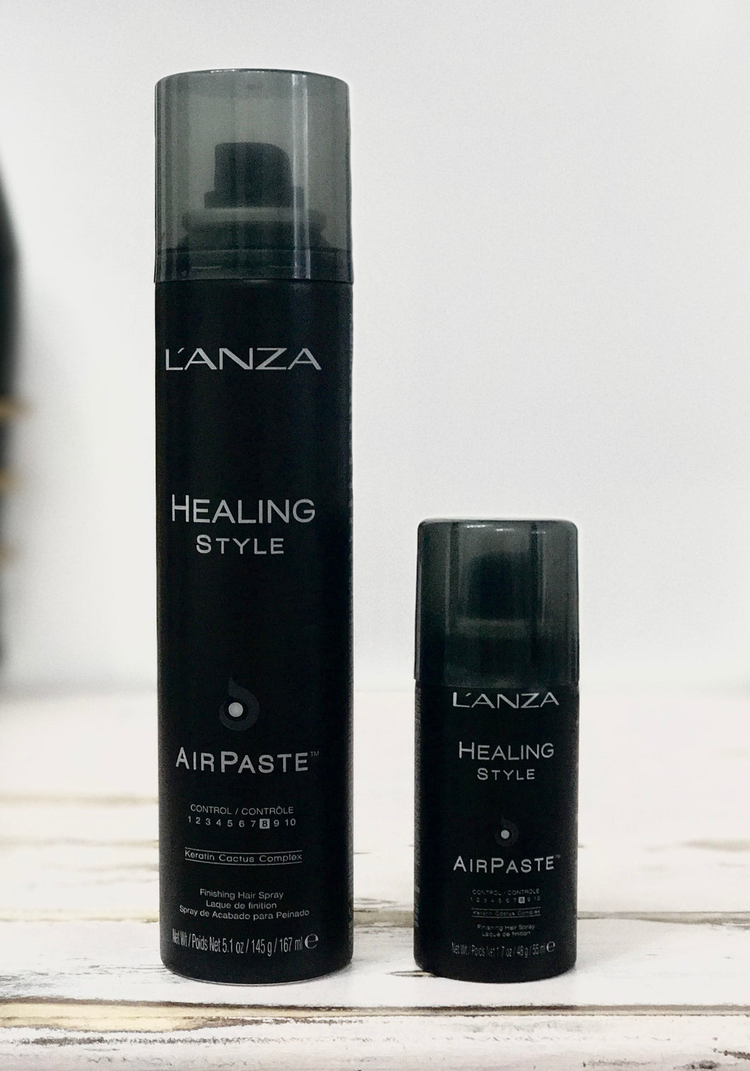 Lanza Healing Style Air Paste
