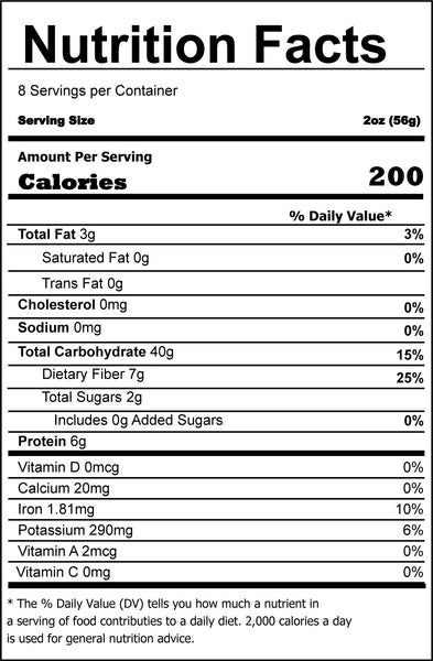 recipe: barley nutrition facts [17]