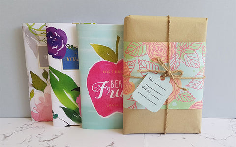 Stationery Gift Set - 3 Notebook Deal