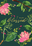 I Am Blessed - Art Print/ Plaque