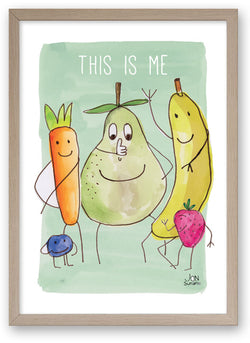 This Is Me - Art Print