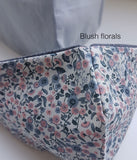 Floral Reusable Face Mask - Various Prints
