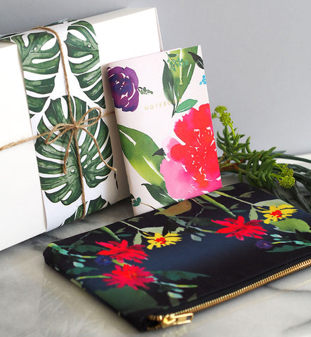 Clutch Essentials Gift Set - Garden In The Night