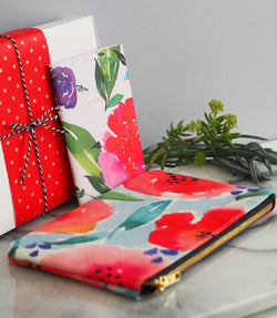Clutch Essentials Gift Set - Vermillion Dance