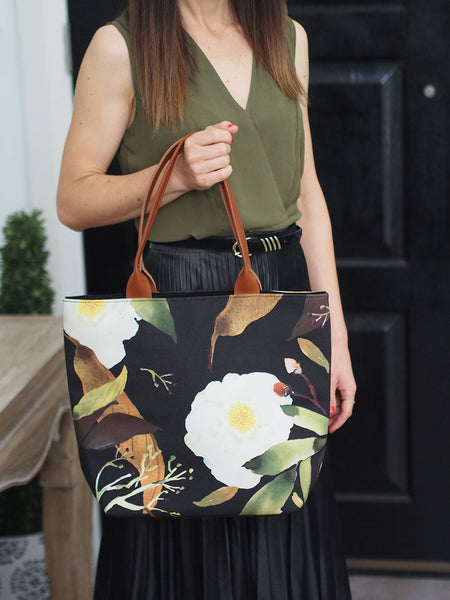 Tote Bag - Paeonia Bloom (LOW STOCK)