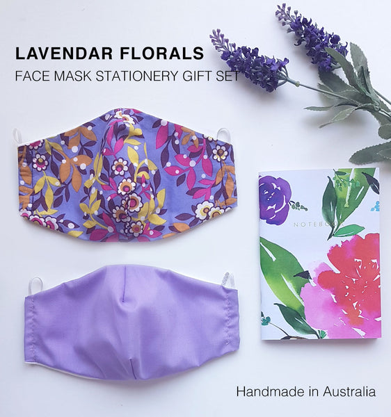 Mother's Day Gift Set - Lavendar Florals
