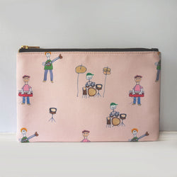 Clutch Bag/ Multi-purpose Case - You've Got The Music In You