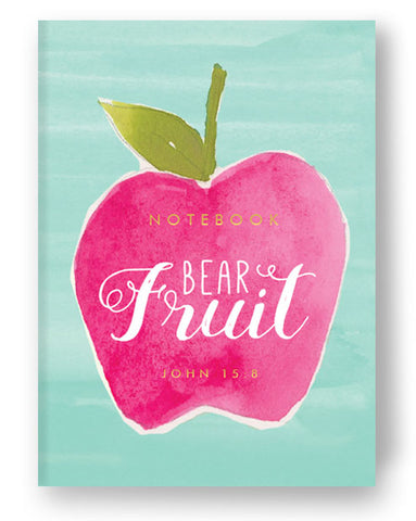 Faith Series Notebook - Bear Fruit