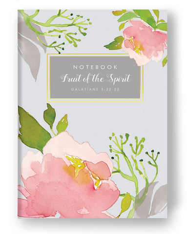 Faith Series Notebook - Fruit of The Spirit