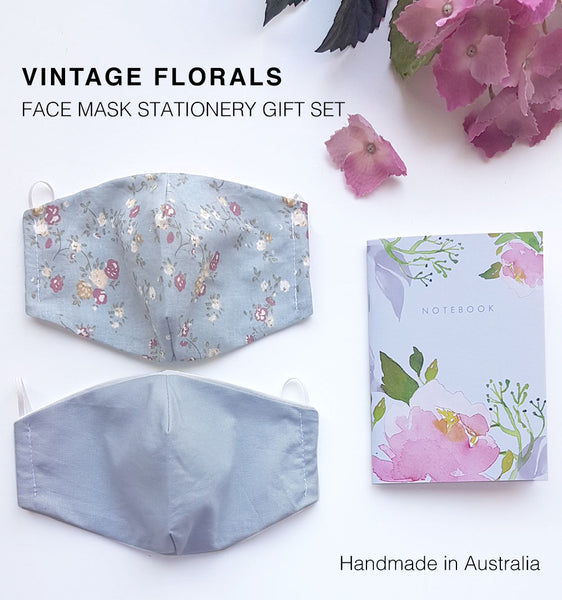 Mother's Day Gift Set - Vintage Florals