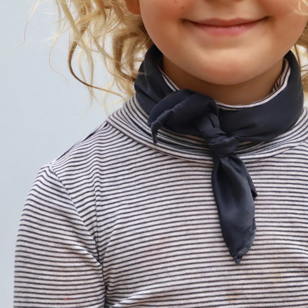 Child's Scarf | Midnight