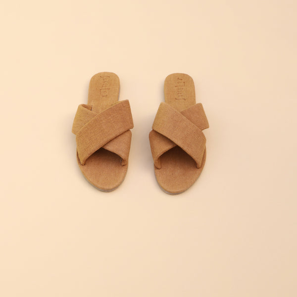 Slide Sandals | Ginger