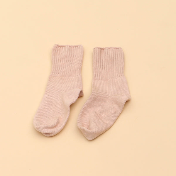 Kids Socks | Mauve